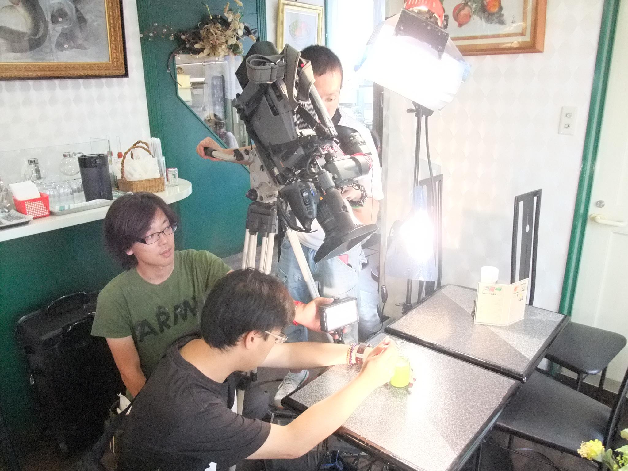 テレビ放映日が決定!!